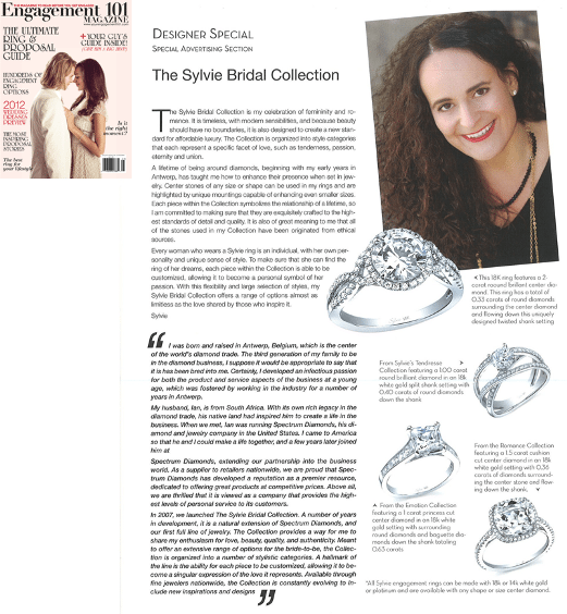 Sylvie's Designer Special in Engagement 101