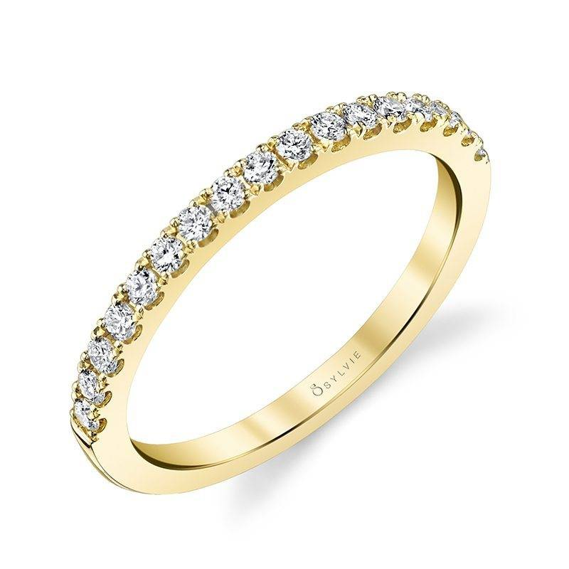Classic Yellow Gold Wedding Band