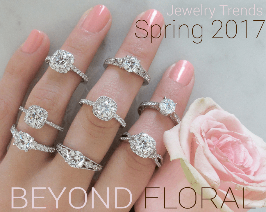 Beyond Floral, Spring 2017 Jewelry Trends