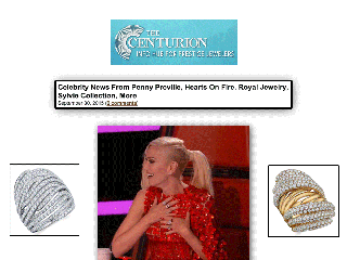 """""""The Centurion"""" Posts Gwen Stefani of """"The Voice"""" Wearing Two Sylvie Diamond Fashion Rings!"""
