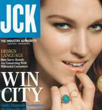JCK Magazine Reveals One of Sylvie's Newest Design!