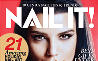 Nail It Magazine Features Sylvie Collection!