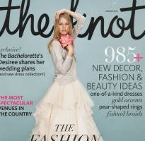 The Knot Chooses Sylvie's Pear-Shaped Engagement Ring As A Favorite!