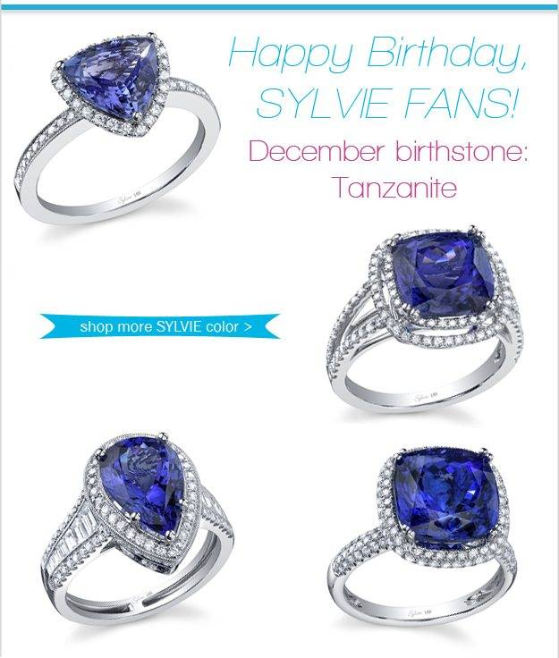 Add The December Birthstone To Your Jewelry Box Sylvie