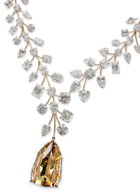 Most Valuable Diamond Necklace