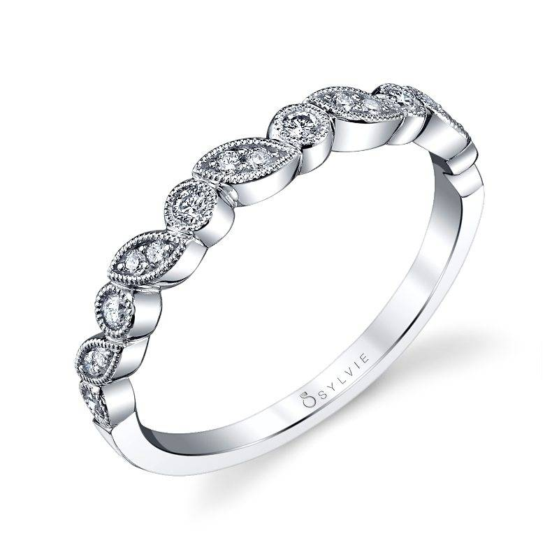 Stackable Wedding Band_B0018-0016/D4W