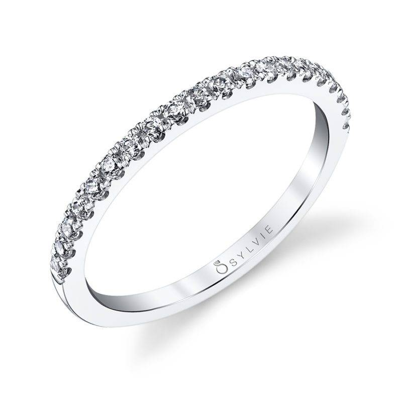 Classic Curved Wedding Band - BSY892