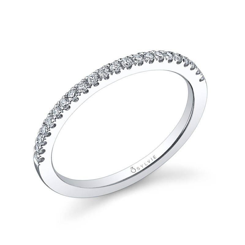 Margot - Princess Cut Split Shank Engagement Ring - SY175