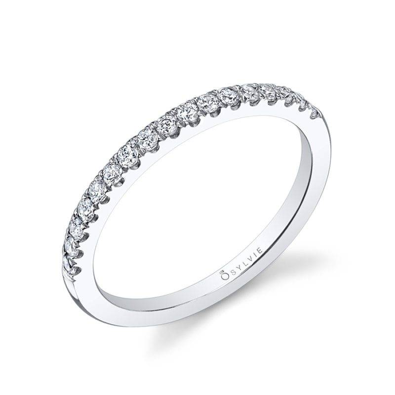 Classic Curved Wedding Band - BSY596