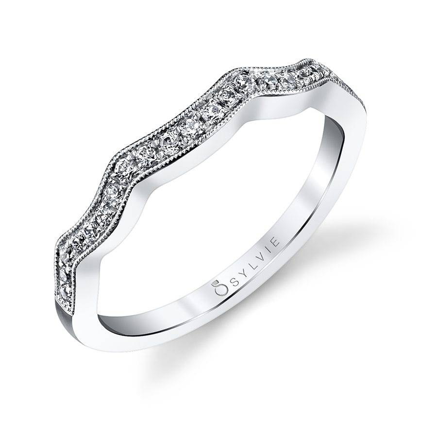 Curved Wedding Band_BSY897-16A4W10R