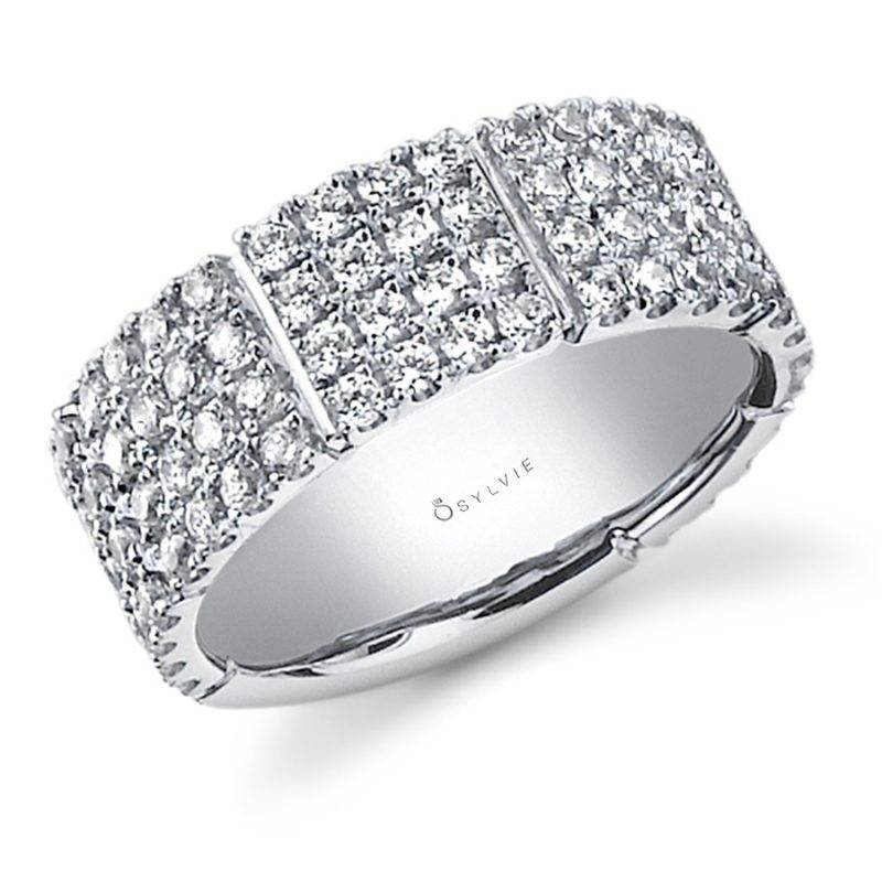 Marquise Diamond Fashion Ring - FR553
