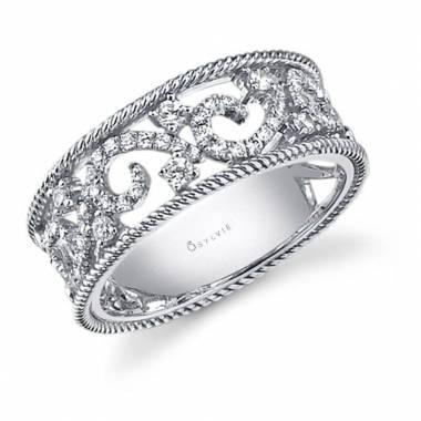 Modern Diamond Fashion Ring - FR556
