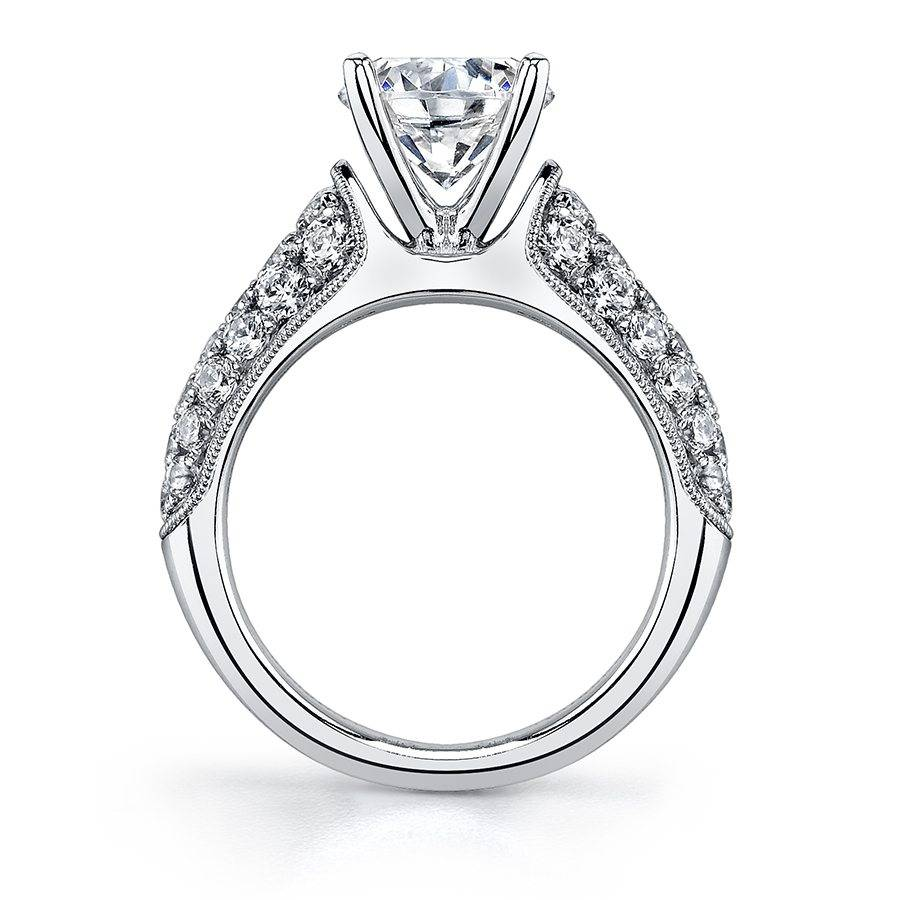 Carla - Solitaire Engagement Ring - S1076