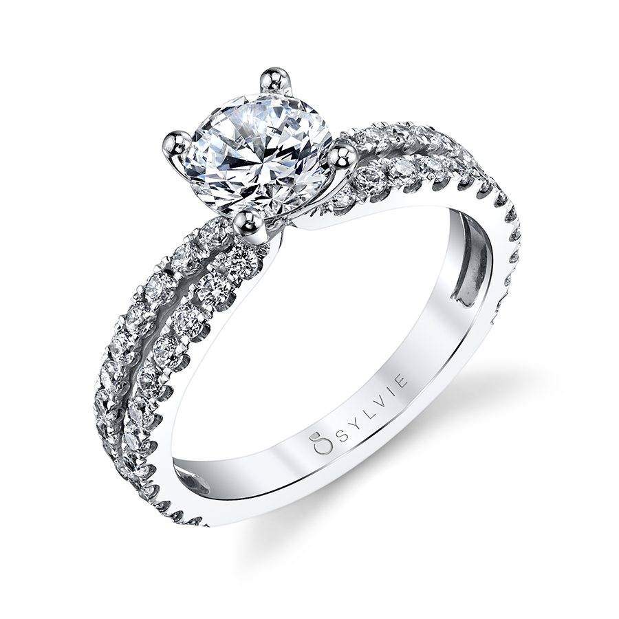 Round Split Shank Engagement Ring_S1148-068A4W10R