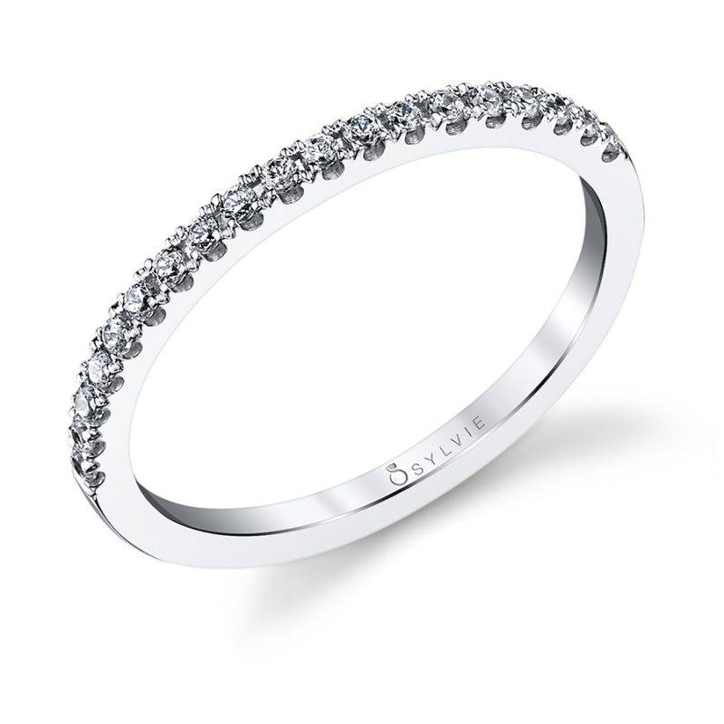 Classic Curved Wedding Band - BSY098