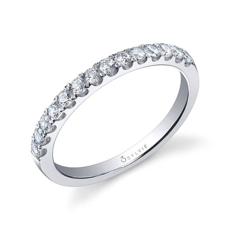 Modern Wedding Band - BSY069