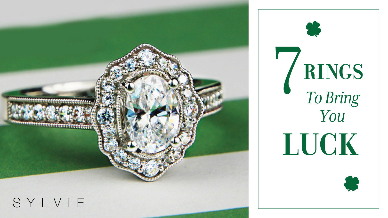 7 Engagement Rings That Will Bring You Luck and Love