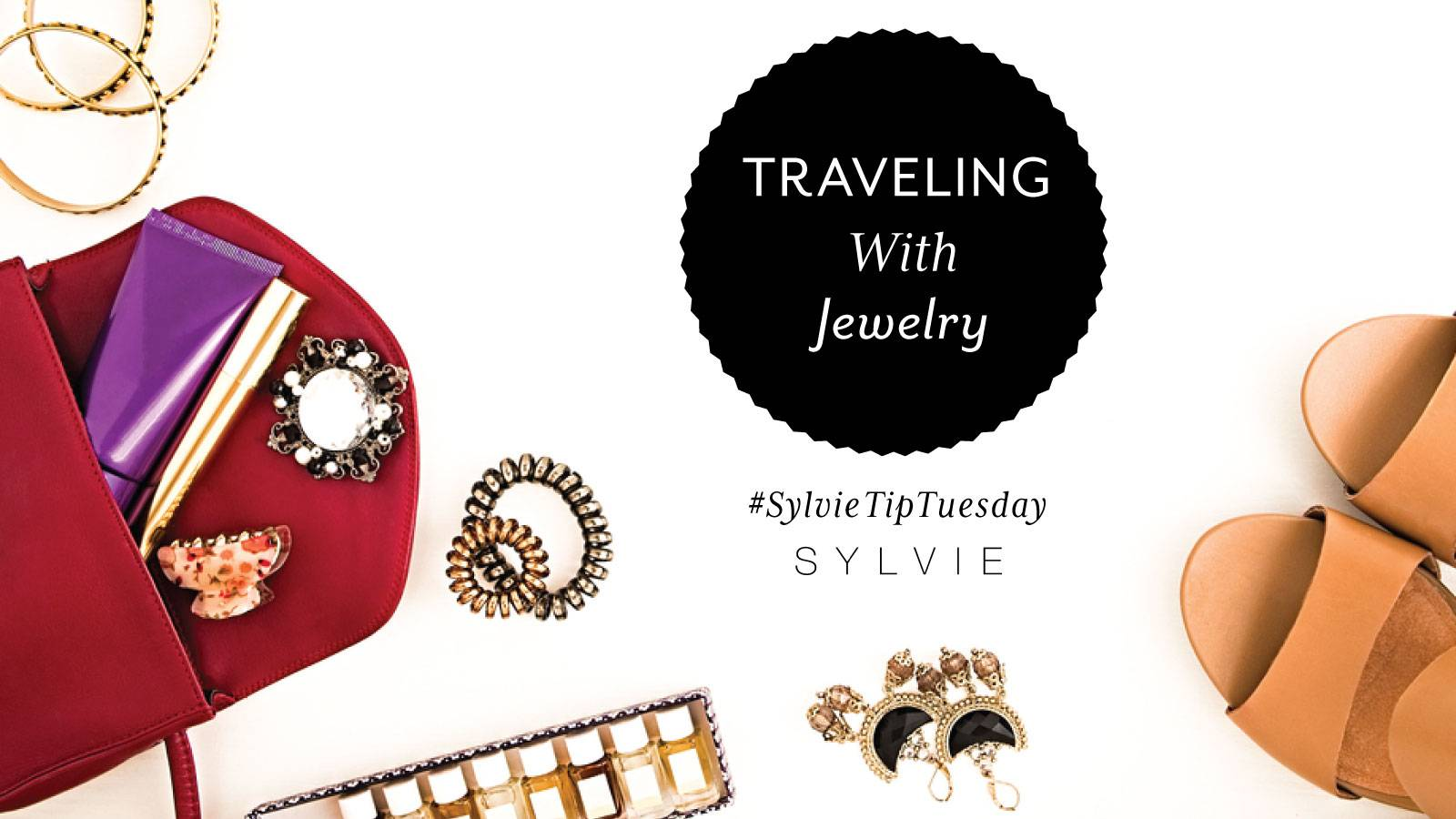 Travelling with Jewelry - Sylvie Tip