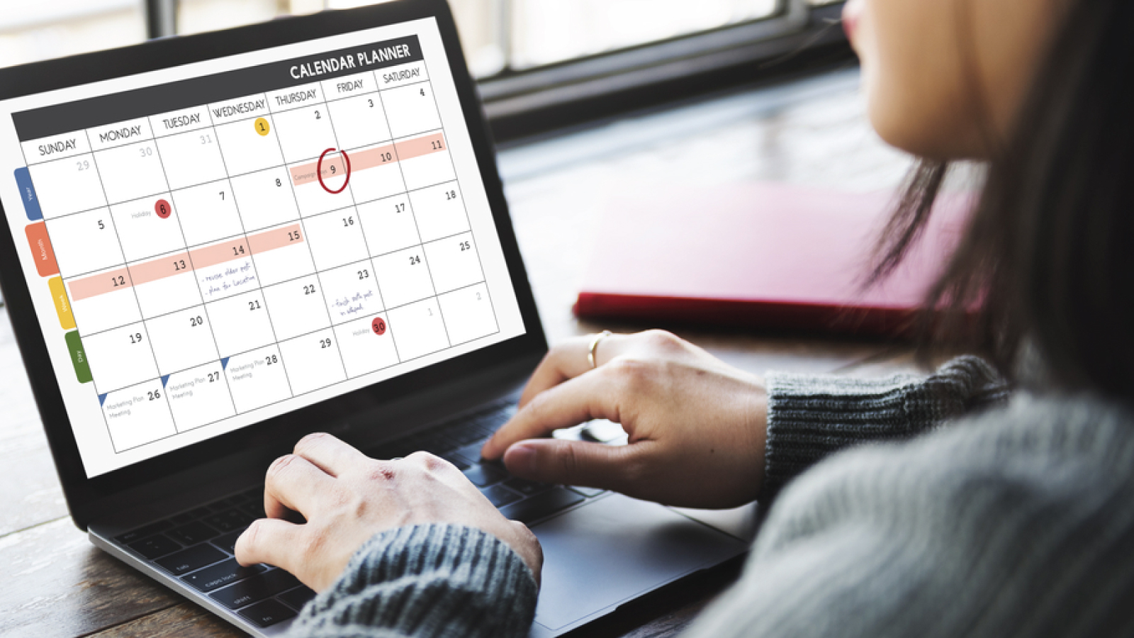 Content Calendar Marketing