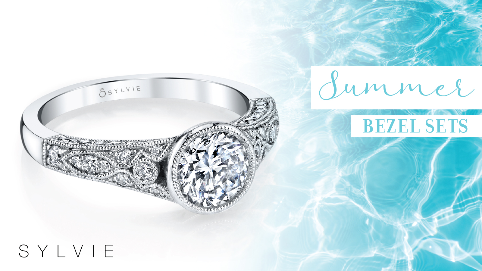 Summer Bezel Sets - Sylvie Collection