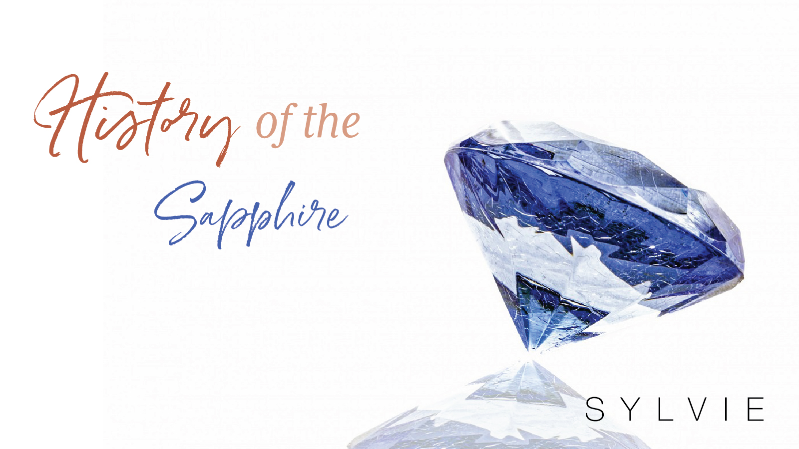 The History of the Blue Sapphire