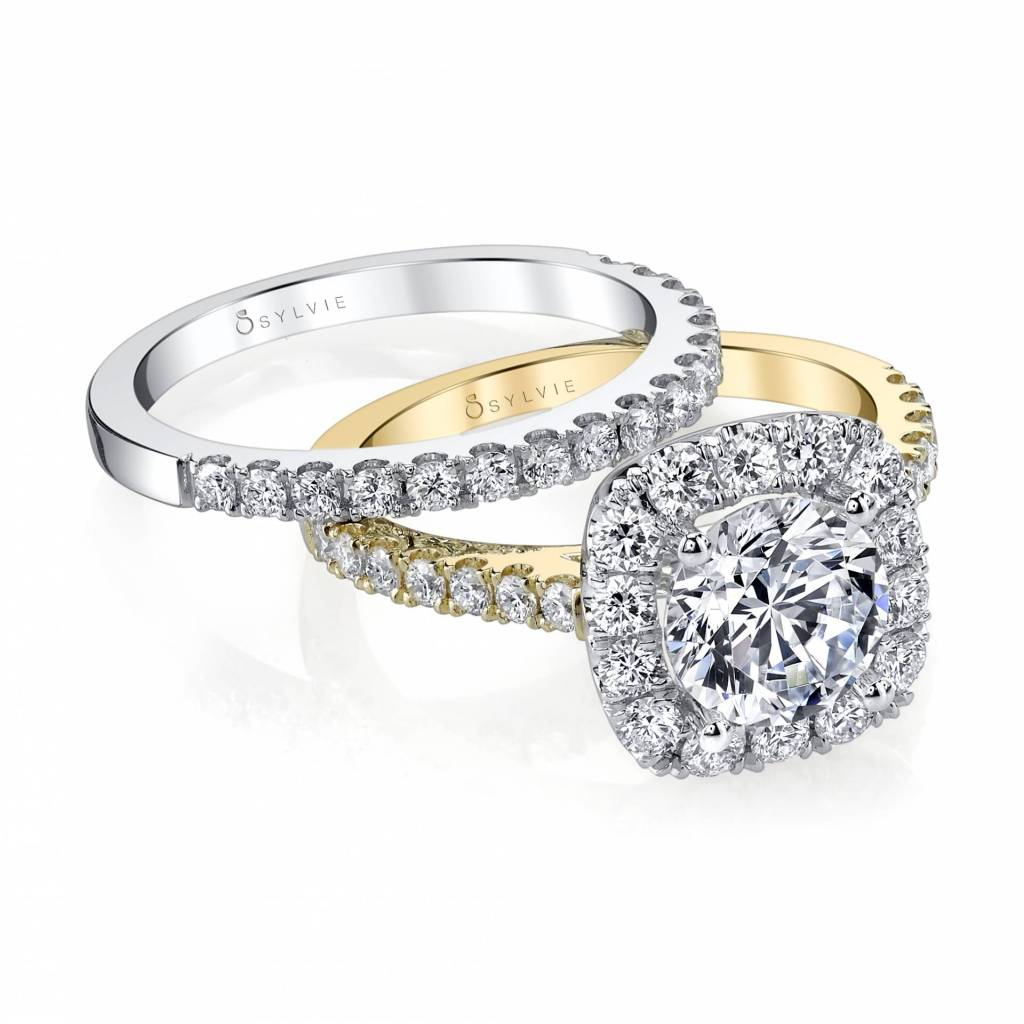 Wedding Band Pairings For Your Engagement Ring Sylvie