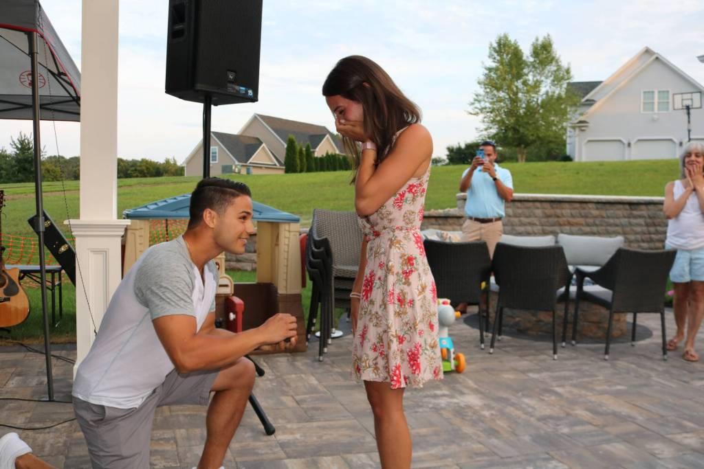 sylvie bride proposal