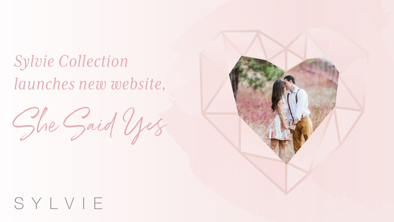 Sylvie Collection - New Website - She Said Yes