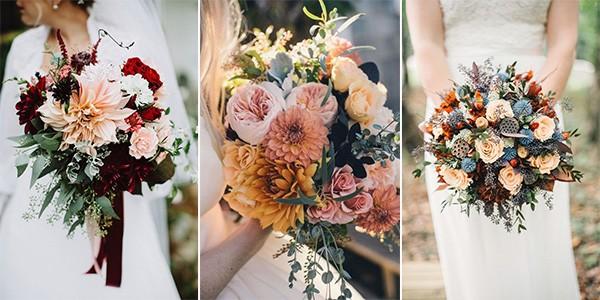 wedding floral bouquets