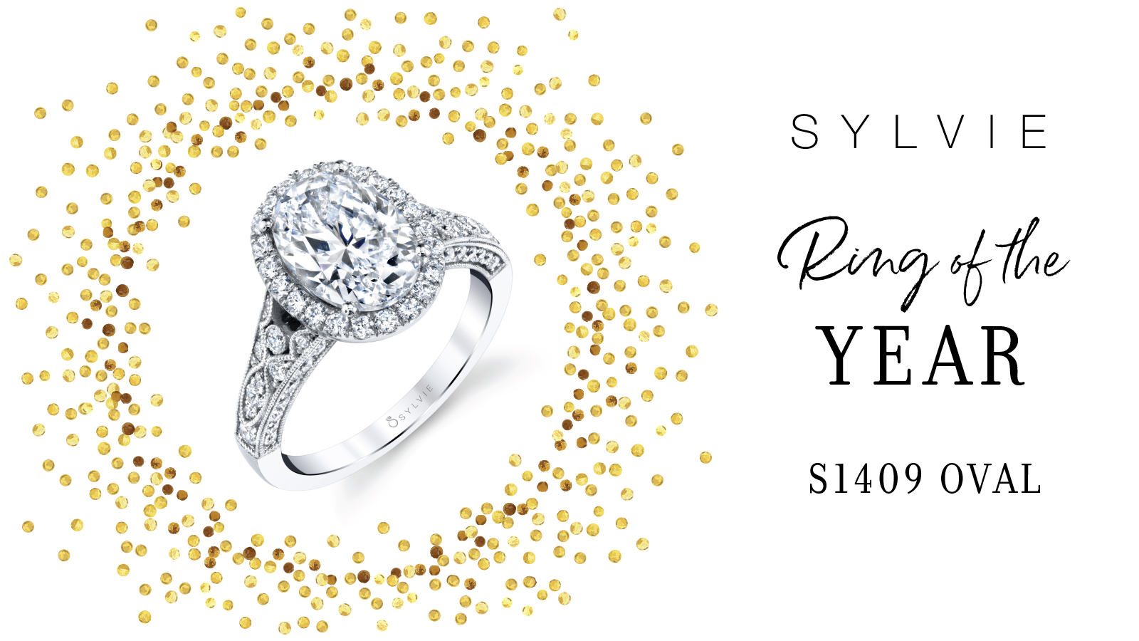 Sylvie's Ring of the Year - Engagement Ring