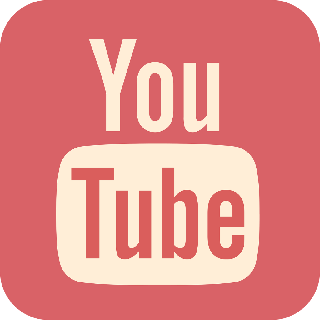 YouTube social channel