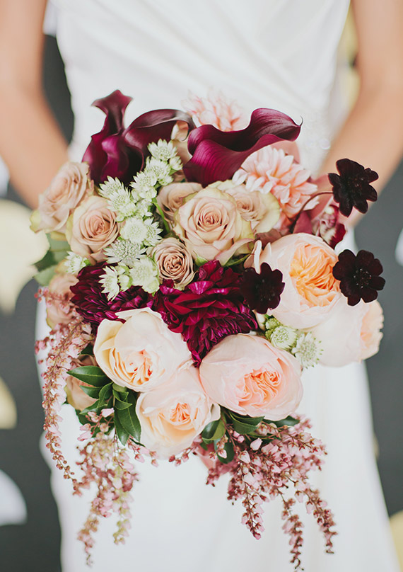 wedding trends flowers