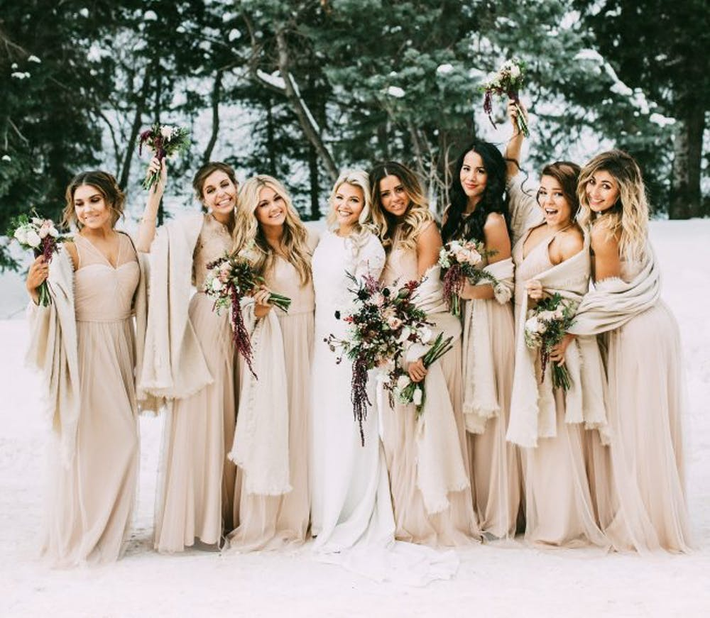wedding trends color palette