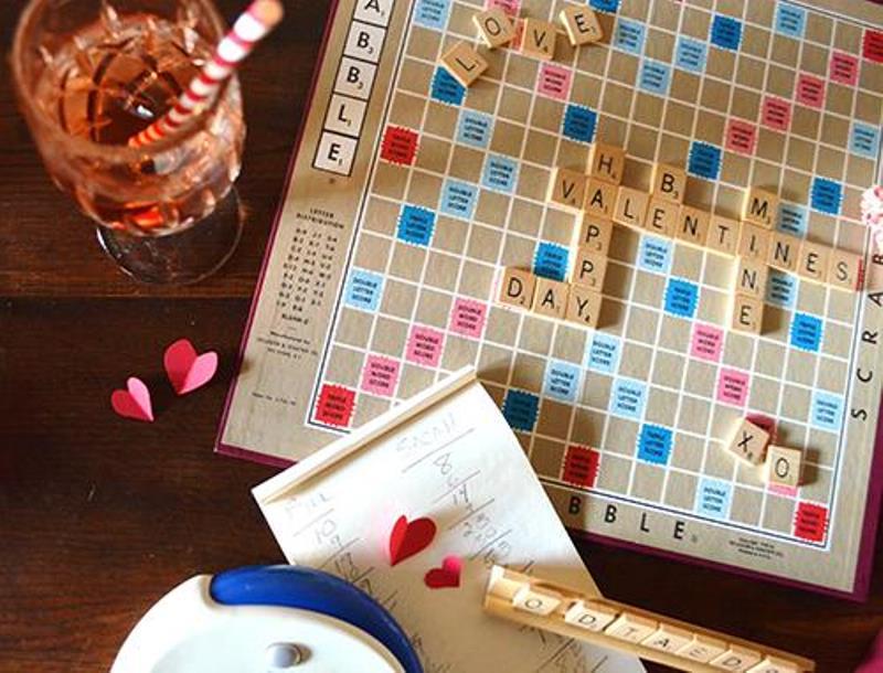 board game valentine's day date night
