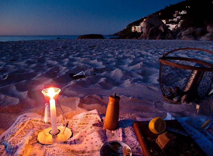 picnic valentine's day date night