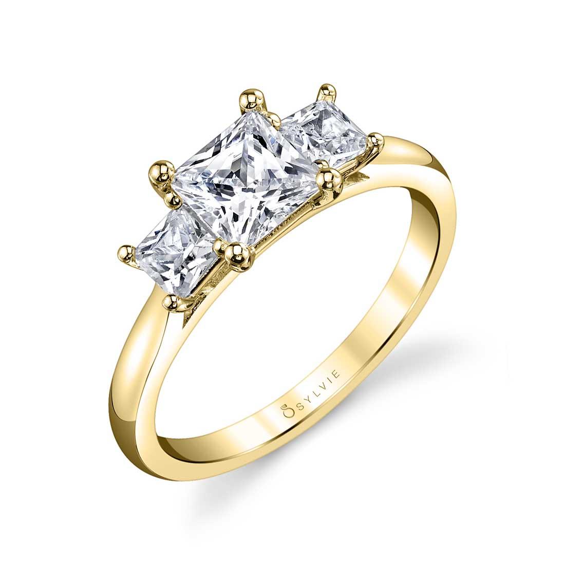 princess-cut-engagement-ring-S3006-Sylvie